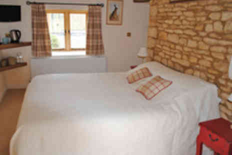 The Fox Inn - Two Night Cotswolds Riverside Break - Save 63%