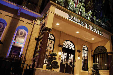 Millennium Baileys Hotel - Elegant Central London Four Star City Break - Save 39%