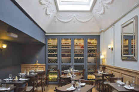 Brasserie Blanc - Three Course Meal with a Glass of Signature Sparkling Wine Each for Two - Save 30%
