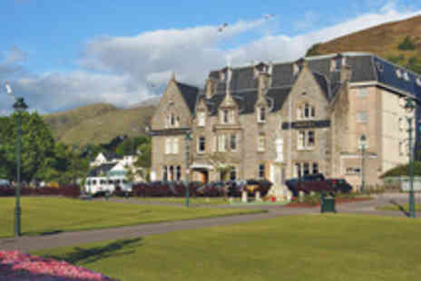 The Alexandra Hotel - Two Night Scottish Highlands Break with Dining Option - Save 44%