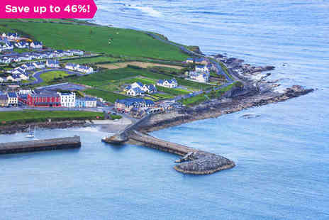 Sligo City Hotel - One night Stay for Two with Daily Full Irish Breakfast  - Save 46%