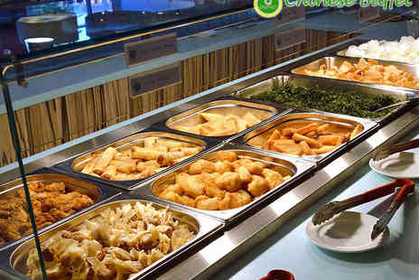 U Buffet - All You Can Eat Chinese Buffet for Two  - Save 53%
