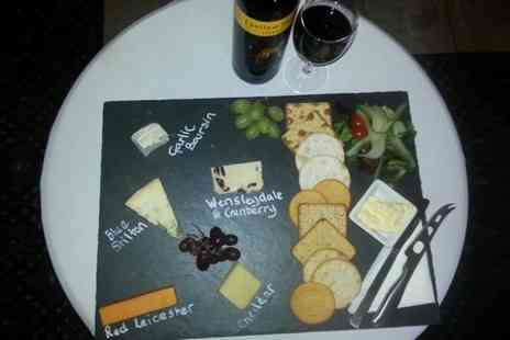 King William IV - Cheese Board and Mulled Wine For Two - Save 0%
