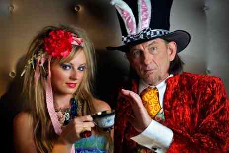 The Gr8 Escape - Mad Hatters Tea Party With Strawberries and Bubbly - Save 51%