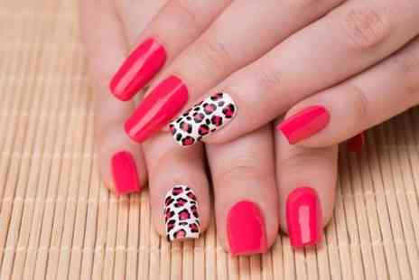 The Essex Look - Acrylic Nails Plus Infills - Save 55%