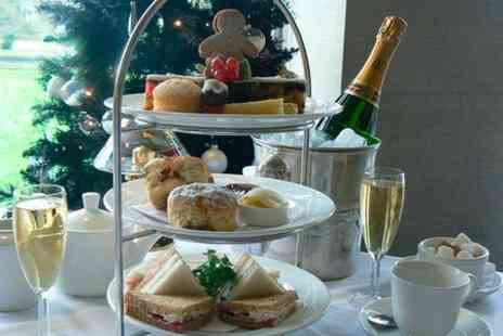 Marco Pierre White - Champagne Afternoon Tea For Two - Save 50%