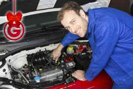 Abbeyhill Garage - MOT Test - Save 65%