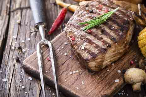 The Chequers Inn - Steak For Two - Save 53%