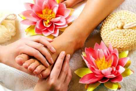 Avalon Holistic Health - One Hour Reflexology Session Plus Massage  - Save 0%