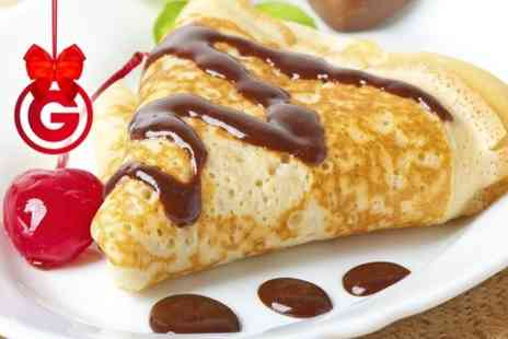 Sophies - Crepes With Drinks For Two - Save 52%