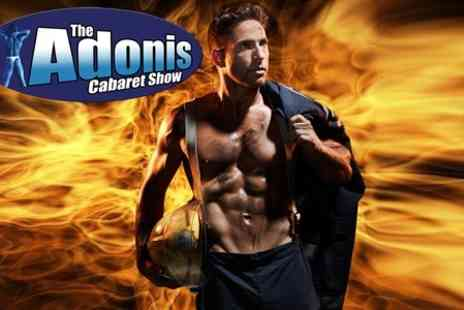Adonis Cabaret  - Entry to The Adonis Cabaret Show With Buffet and Cocktail  - Save 52%