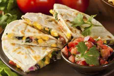 Viva La Mexicana - Mexicana Street Food Main and Cocktail For One - Save 52%