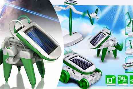 Marvellous Items - Educational Solar Robotic Kits - Save 72%