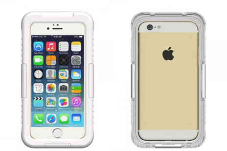 Marvellous Items - Waterproof/Shockproof Hard Case for iPhone 6 - Save 70%