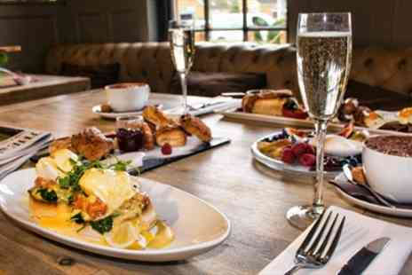The Foresters - Champagne Brunch for Two - Save 47%