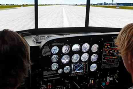 Denbigh Flight Training - 30 Minute Flight Simulator Experience - Save 41%
