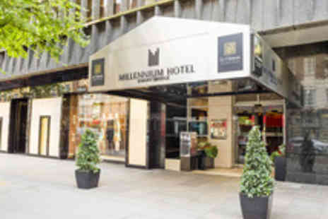 Millennium Hotel - Central London Stylish City Break for Two - Save 28%