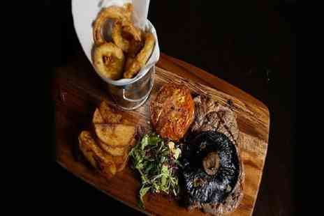 Sackville Lounge - Steak and Prosecco Cocktails For Two - Save 34%