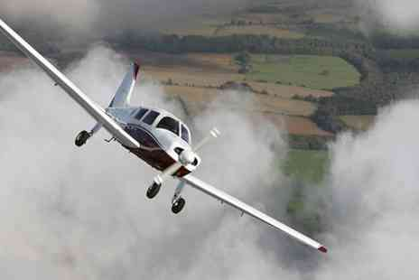 Take Flight Aviation - Half Hour Flight Lesson  - Save 50%