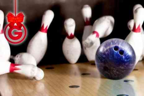 Morecambe Super Bowl - Bowling For Six With a Hot Dog Each - Save 78%