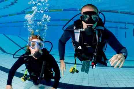 Diving Oasis - PADI Open Water Referral Course For One - Save 64%