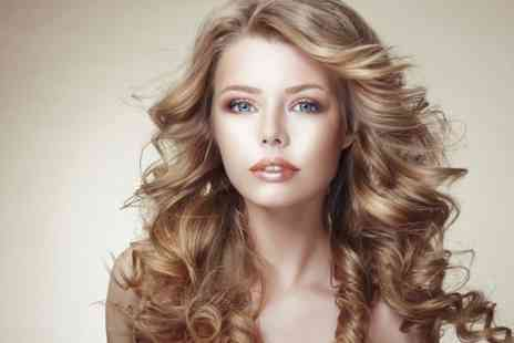 Glow N Glamour Salon - Cut, Blow Dry and Conditioning Treatment  - Save 59%