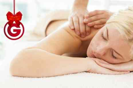Gregorys Hair & Beauty - Massage  or Pamper Package - Save 49%