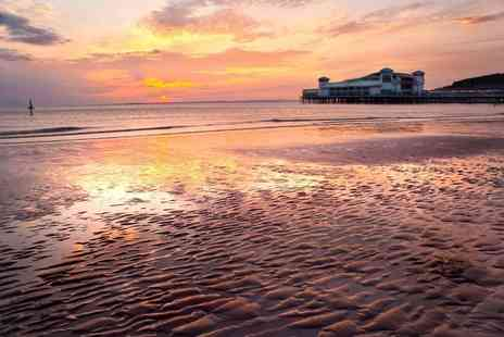 The Royal Hotel - Two night seaside break for Two including daily breakfast, plus a pot of tea and muffins on arrival - Save 58%