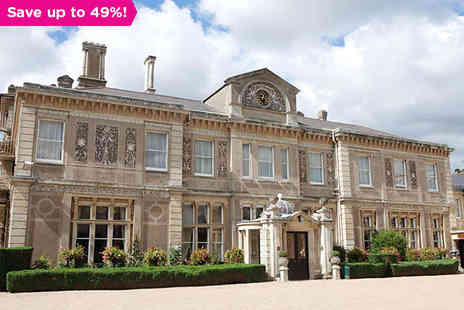 Down Hall Country House - The High Life of Lords and Ladies in a Hertfordshire Country House Hotel - Save 49%