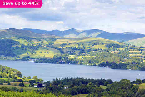 The Sun Hotel - A Family Run Hotel Minutes from Lake Windermere - Save 44%