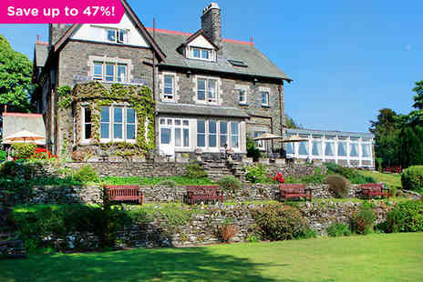 Sawrey House Hotel - A Historic Home Just a Short Trip - Save 47%