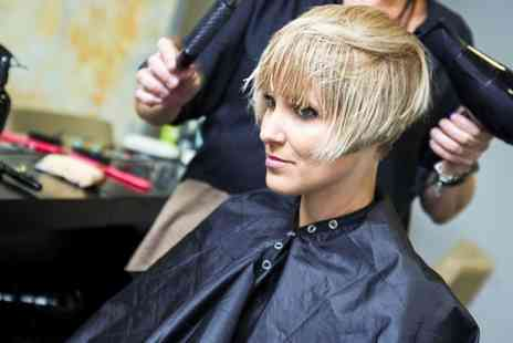 Blooms Hairs - Cut and Blow Dry With Conditioning or Colour or Highlights  - Save 58%