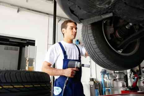 Carillon Services - 50 Point Inspection and Oil and Filter Service, Plus Collection - Save 0%