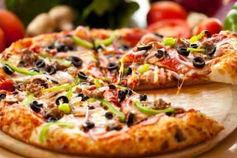 Italia Mia - Pizza For Two - Save 57%