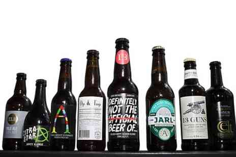Beer52 - Beer Club Gift Subscription With Eight Craft Beers and Book  - Save 85%