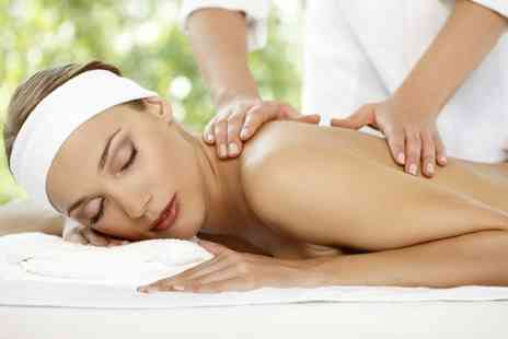 Dorthe Thomas Spa - Aromatherapy Massage Plus Facial and Manicure  - Save 52%