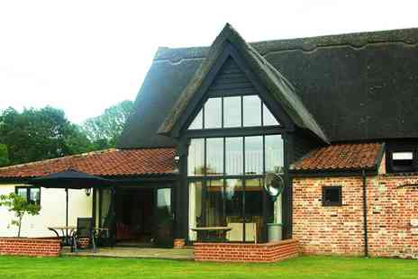 Wortwell Hall Barn - Escape to the countryside with Two Nights stay Plus breakfast - Save 51%