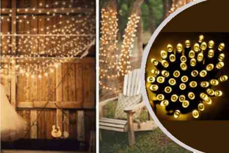WidgetLove  - Solar LED Fairy Lights  - Save 53%