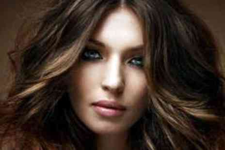 Saks Hair and Beauty - Brazilian Keratin Treatment for Short Hair - Save 58%