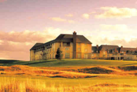 Fairmont St Andrews - Five Star St Andrews Getaway with Dining Option - Save 52%