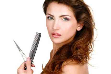 The Dressing Room - Cut and Blow Dry  - Save 52%