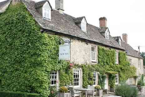 The New Inn - One Night Stay For Two With Breakfast  - Save 56%