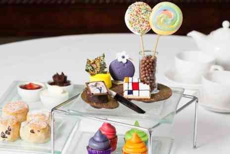 London Hilton on Park Lane - Chocoholic Afternoon Tea for Two - Save 56%