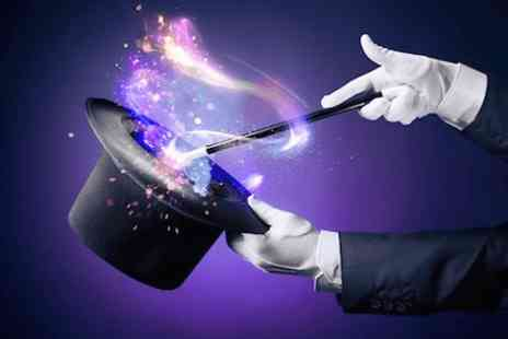 Minerva Magic - Tickets to a Saturday night magic show for Two - Save 0%