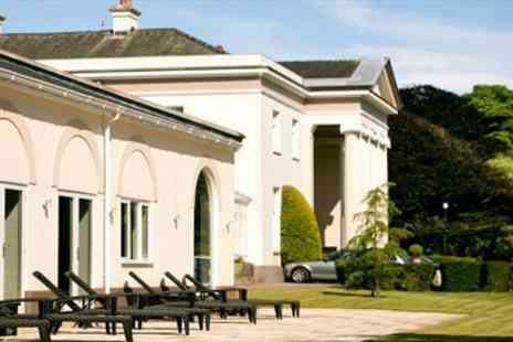Lamphey Court Hotel - Pembrokeshire Spa Day including Treatments, Lunch & Bubbly - Save 58%