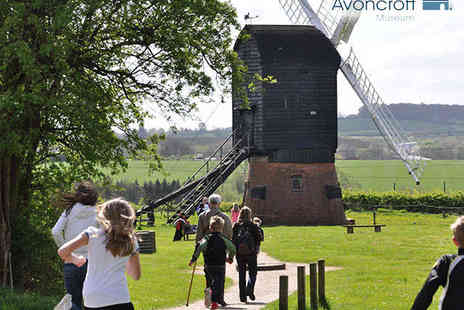 Avoncroft Museum - Entry for Two Adultsor Family Day Pass for Two Adults and Two Children at Avoncroft Museum - Save 72%