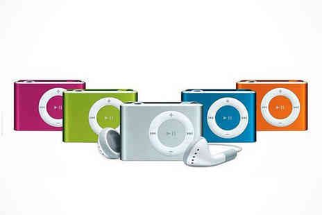 8GB MP3 Player - 8GB MP3 Player with Earphones in Choice of Colour, Delivery Included - Save 76%