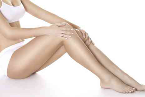 Pure Clinic - Three Sessions of Laser Hair Removal  - Save 90%