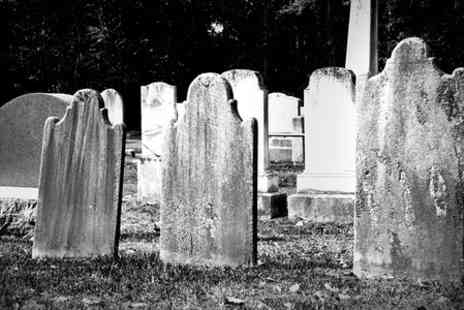 Auld Reekie Tours 3 - Choice of Auld Reekie Tour  Ghosts and Torture, Terror or Vaults and Graveyard  - Save 50%
