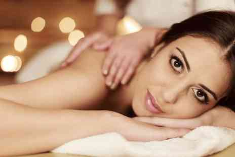 Glamorous Hair & Beauty - 90 minute  full body treatment with a massage plus facial - Save 0%
